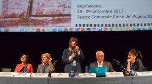 VII Conferenza regionale amianto Fvg. Fotoservizio di Katia Bonaventura